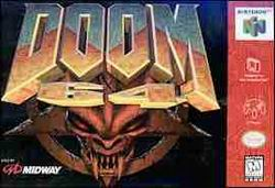 Doom 64 (USA) Box Scan